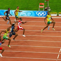 And the gold goes to…