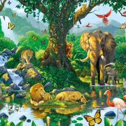 Now upon a time!