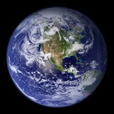 Earth's weight…