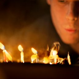 On the other side of my time…