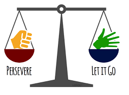 Persevere or Move on?
