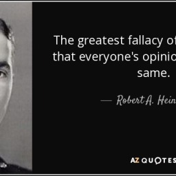 Fallacy of Democracy!
