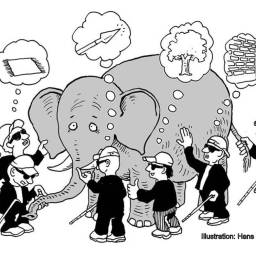 Everything is true… Nothing is…